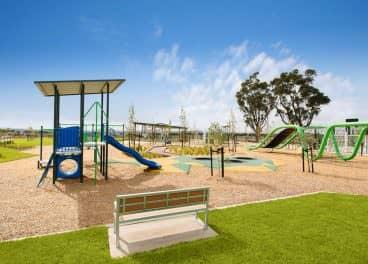 merrifield park slide
