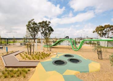 merrifield park trampoline
