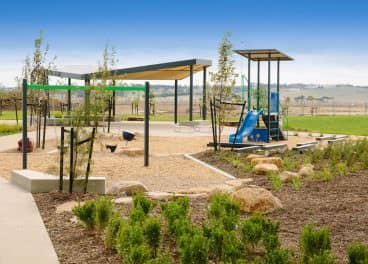 merrifield park outdoor area