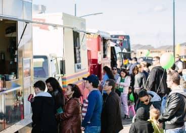food trucks in merrifield